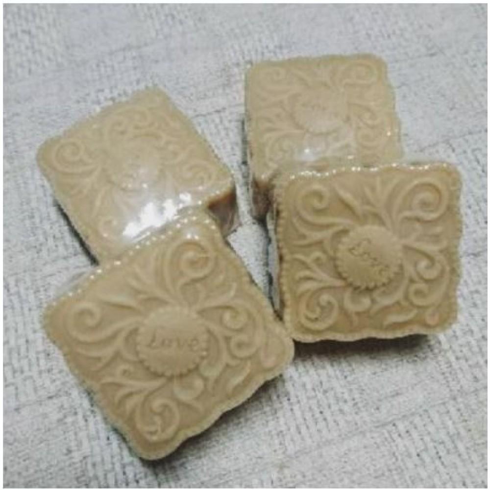 SF019-黑糖羊油豆漿皂